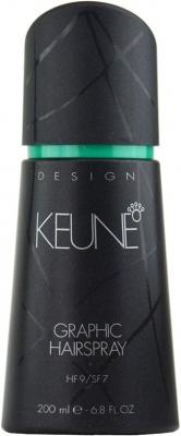 Graphic Hairspray