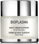 Bioplasma Night Cream Supreme
