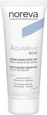 Aquareva Crème hydratante texture riche