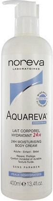 Aquareva Lait corporel hydratant 24H