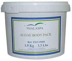 Algae Body Pack Slimming and Firming