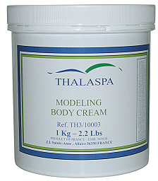 Modeling Body Cream