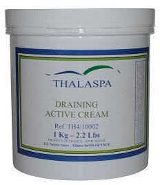 Draining Cream Active