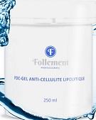 Follement Professionnel FdC-gel anti-cellulite