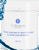 Follement Professionnel FdC-gel tonifiant