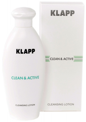 Cleansing Lotion Clean & Active