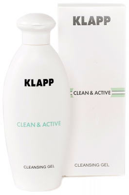 Clean & Active Cleansing Gel