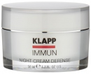 Klapp Night Cream Defense