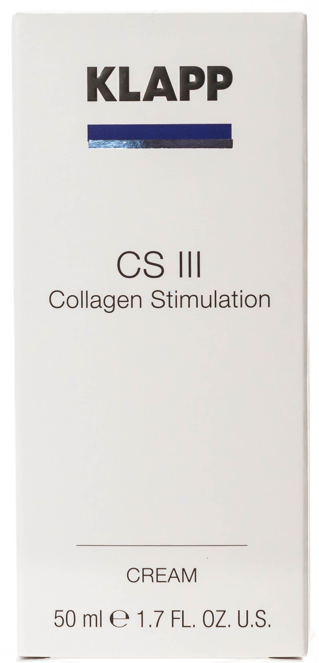 CS III Cream