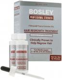 Bosley Hair Regrowth Treatment Regular man