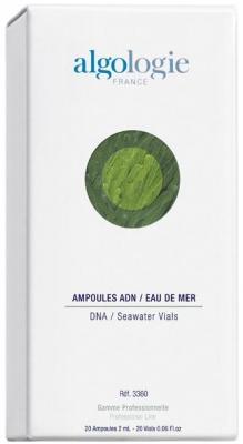 DNA/Seawater Vials