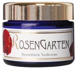 Ночной крем «Розовый сад»