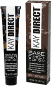 Kay Direct Light Brown
