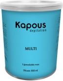 Kapous Professional Жирорастворимый воск с Микромикой