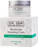 Moisturising and nourishing cream