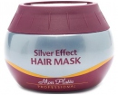 Silver Effect hair mask