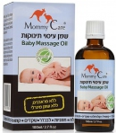 Mommy Care Organic Baby Massage Oil