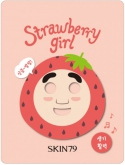 Fruit Mask - Strawberry Girl