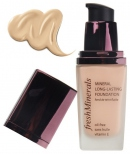 freshMinerals Mineral Foundation Second Skin
