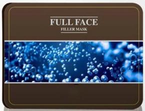Full Face Filler Mask Pack