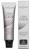 LEVISSIME Lash Color Display Black
