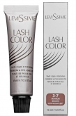 LEVISSIME Lash Color Display Brown