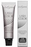 LEVISSIME Lash Color Display Blue-Black