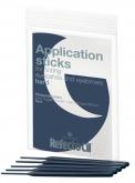 RefectoCil Application Sticks Hard