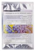 Lavender-Olive Oil Rosemary Mask