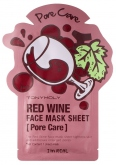 Red Wine Mask Sheet