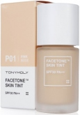 TONY MOLY Facetone Skin Tin P01 Pink Beige