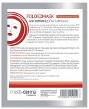 Folded Mask Antiwrinkle