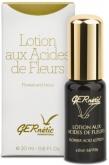 Flower acid lotion