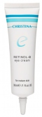 Christina Retinol Eye Cream + Vitamins A, E & C