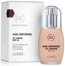 Age Defense CC Cream SPF-50 Light