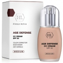 Age Defense CC Cream SPF-50 Medium