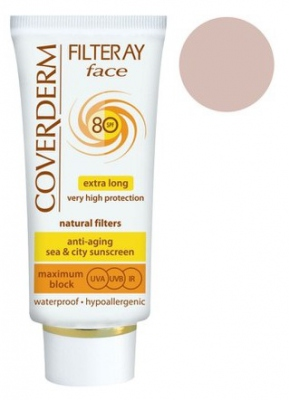 Face Tinted SPF 80 Soft Brown