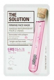 The Face Shop The Solution Firming Face Mask