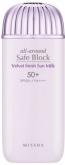 Safe Block Soft Velvet Sun Milk SPF50+