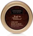 Creamy Body Scrub Chocolate-vanilla