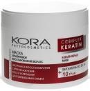 Mask keratin for hair restoration