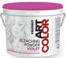 Bleaching Powder Violet