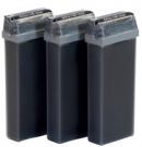 Черный воск в кассете
