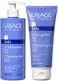 Uriage Cleansing Cream And Moisturizing Milk