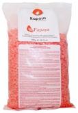Kapous Professional Wax Granules Papaya