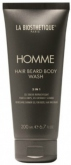 Pour Homme 3 in 1 Wash
