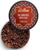 Chocolte Oil-enriched Bath Salt