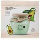Питательная маска с авокадо