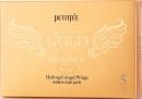 Petitfee Gold Neck Pack Hydrogel Angel Wings