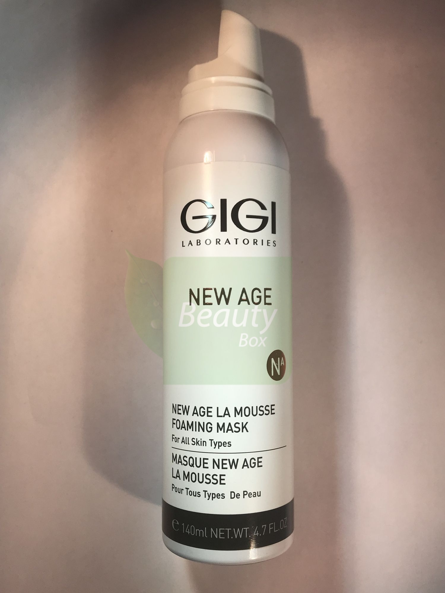 New Age Foaming Mask